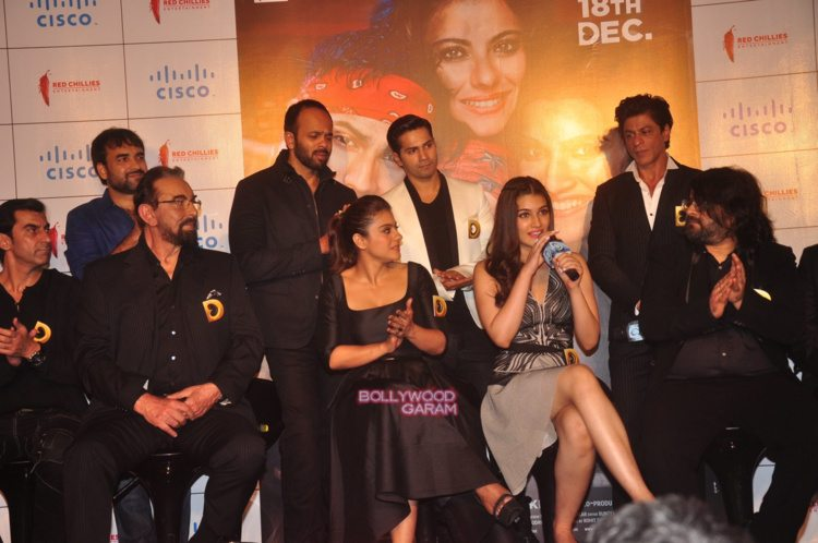 dilwale trailer launch19