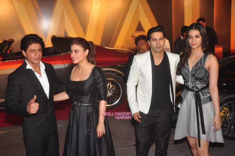 dilwale trailer launch2