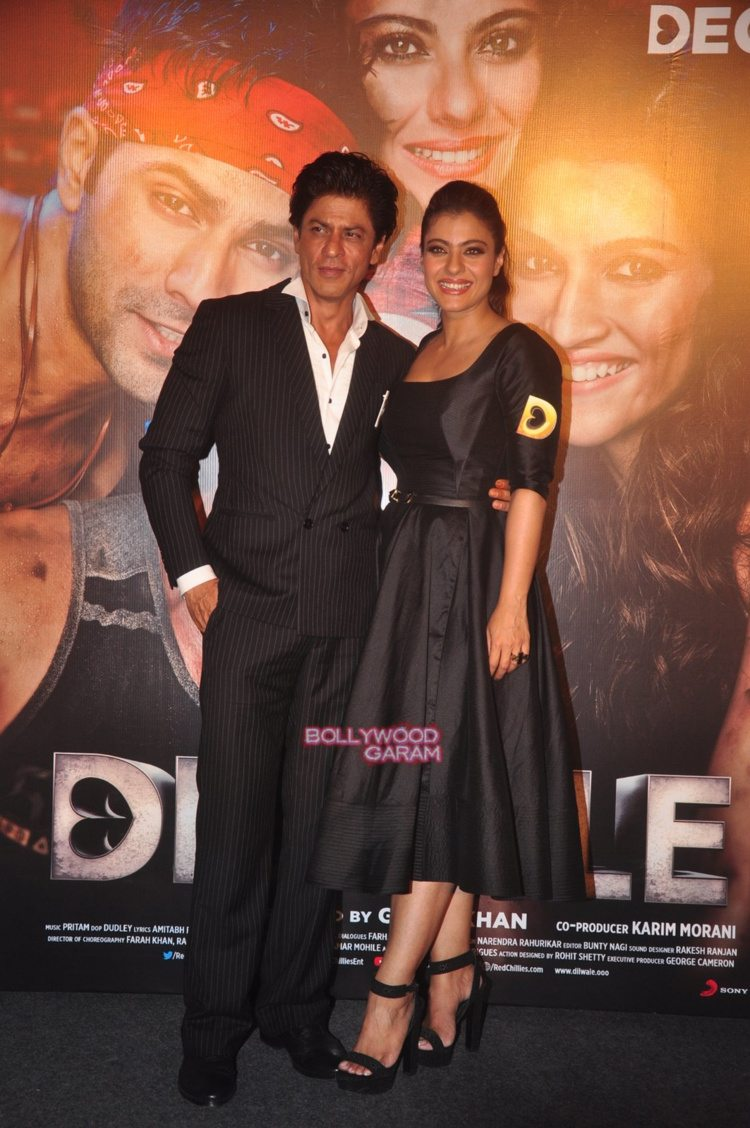 dilwale trailer launch21