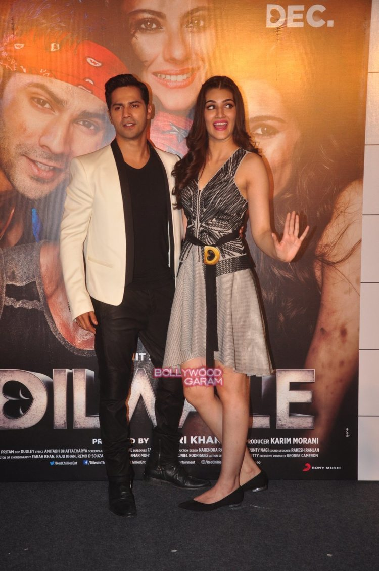 dilwale trailer launch22