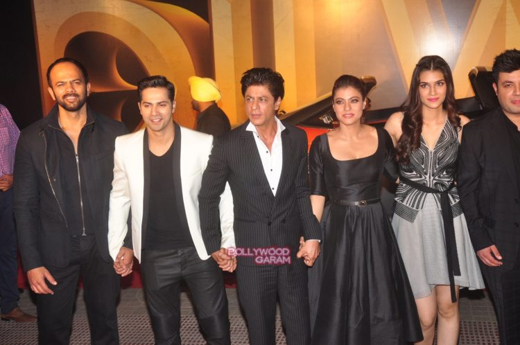 dilwale trailer launch4