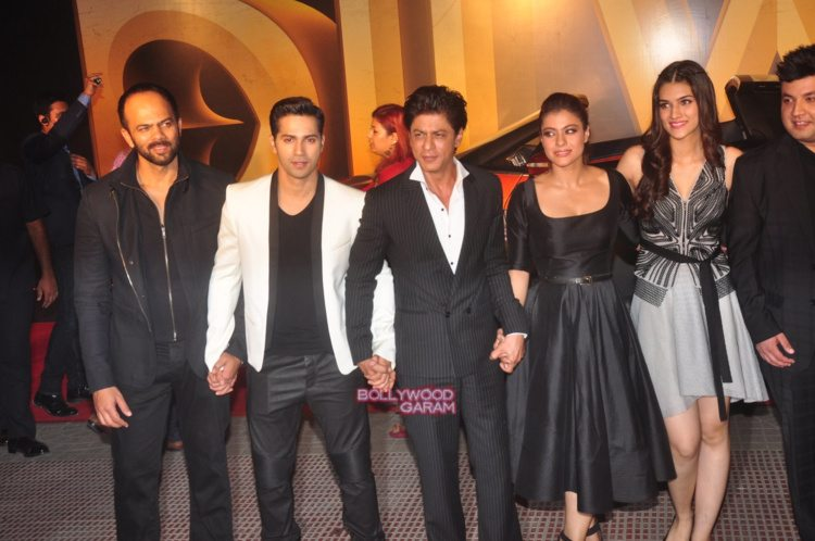 dilwale trailer launch5