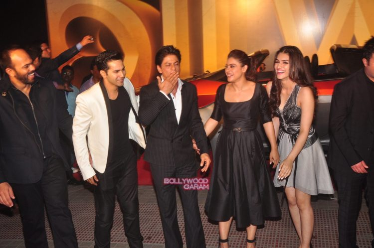 dilwale trailer launch6