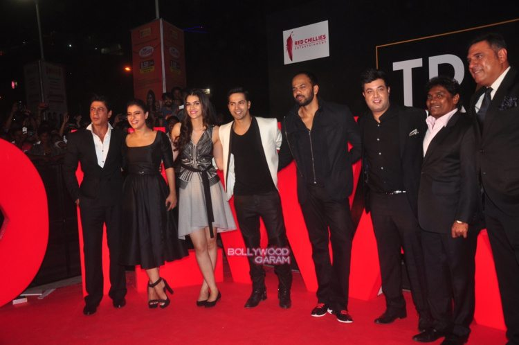 dilwale trailer launch7