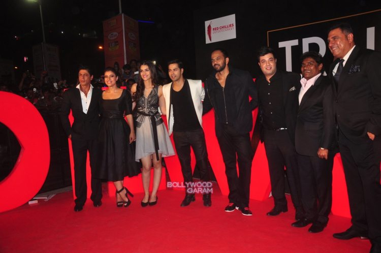 dilwale trailer launch8