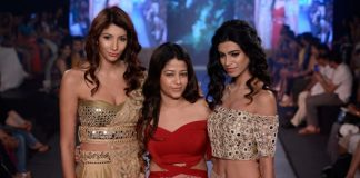 Gionee India Beach Fashion Week Photos –  Dimple Shroff showcases D collection on day 2