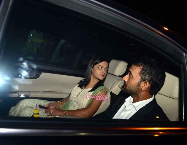 harbhajan singh reception5