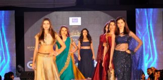 Jackky Bhagnani walks the ramp for a noble cause