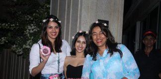 B'town celebrities enjoy at Masaba Gupta's pre-wedding bash – Photos