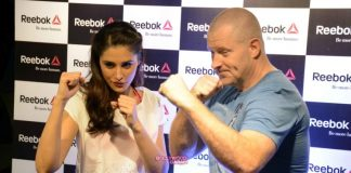 Nargis Fakhri launches new Reebok store in New Delhi