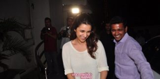 Parineeti Chopra spends free time at PVR