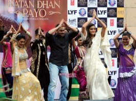 Salman Khan and Sonam Kapoor promote Prem Ratan Dhan Payo at Amity University