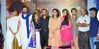 Prem Ratan Dhan Payo family interacts with media for promotions – Photos