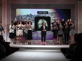 Blenders Pride Fashion show – Rahul Mishra showcases Village collection