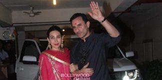 Saif Ali Khan hosts Diwali bash for friends – Photos