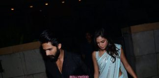 Shahid Kapoor and Mira Rajput celebrate first Diwali together