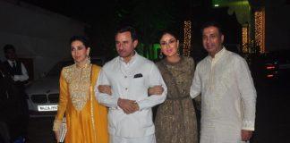 Celebs turn up for Shilpa Shetty's Diwali bash – Photos