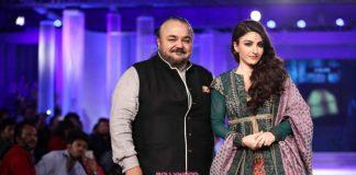 Blenders Pride Fashion show – Soha Ali Khan walks the ramp for designer JJ Valaya