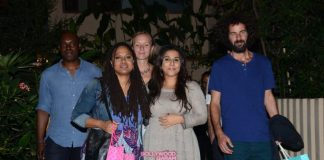 Vidya Balan hosts dinner party for guests at Mumbai Film festival