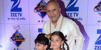 B'town and TV celebs glitter at Zee Rishtey Awards 2015