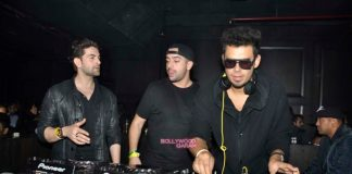 Neil Nitin Mukesh hosts DJ Afrokack bash