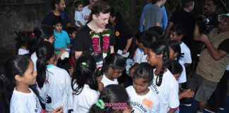 DJ Hardwell interacts with underprivileged children at Magic Bus Foundation – Photos