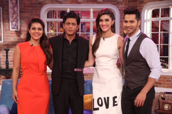 Dilwale comedy nights6