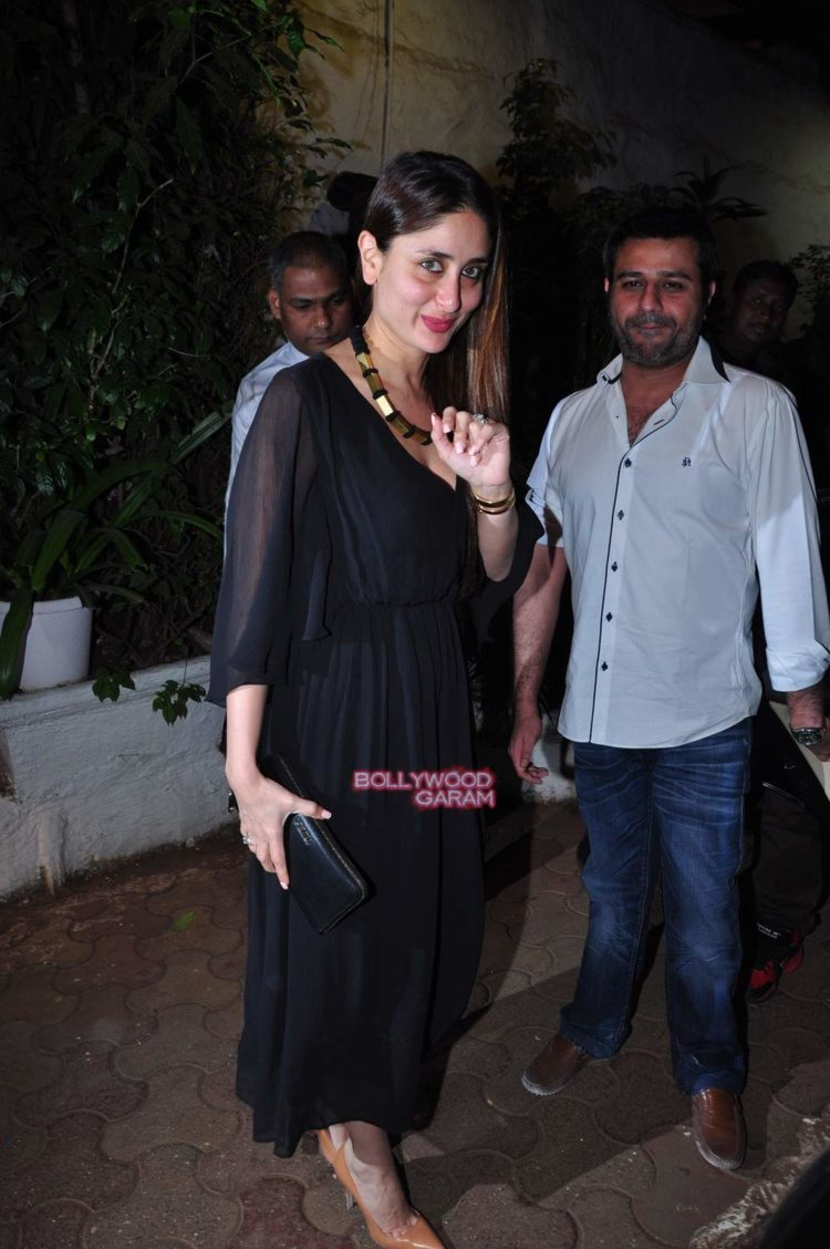 Kareena black dress4