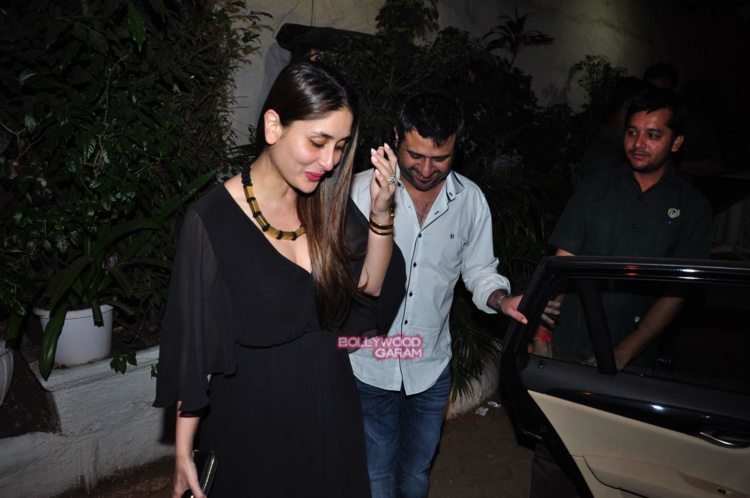 Kareena black dress6