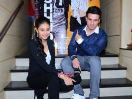 Navneet Dhillon and Girish Kumar launch Loveshhuda movie teaser