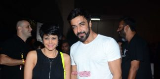Kiran Rao, Ayan Mukherji and Mandira Bedi witness live performances at Mehboob Studios – Photos