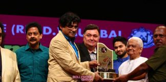 Rishi Kapoor wishes Amit Kumar on 50th birthday – Photos