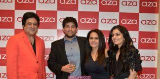Aditi Rao Hydari explores Shiwani Awasthi's Shadowbox at Aza