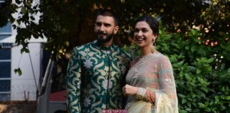 Deepika Padukone and Ranveer Singh promote Bajirao Mastani – Photos