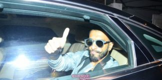 Ranveer Singh, Kiran Rao and others watch Bajirao Mastani