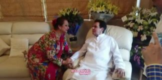 Dilip Kumar celebrates 93rd birthday with family and friends