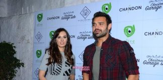 Evelyn Sharma hosts Christmas Garage Sale