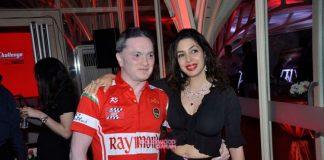 Gautam Singhania celebrates European Ferrari Challenge