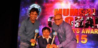 Jeetendra and Rajpal Yadav grace Mumbai Global Acheiver's Awards 2015
