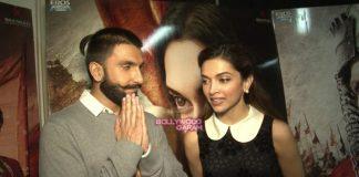 Deepika Padukone and Ranveer Singh show off intense chemistry during TV interview – Photos