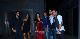 Jackky Bhagnani invites close friends at birthday bash