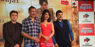 Priyanka Chopra and Prakash Jha launch Jai Gangaajal movie trailer