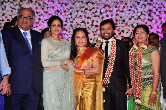 jaya prada son wedding10