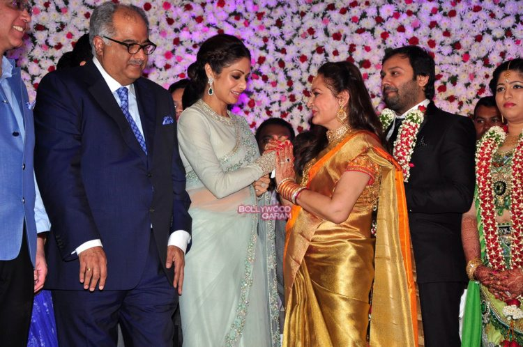 jaya prada son wedding11