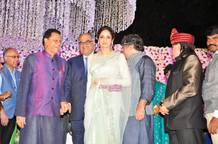 jaya prada son wedding12