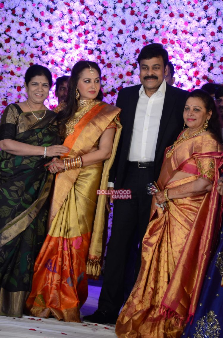 jaya prada son wedding2