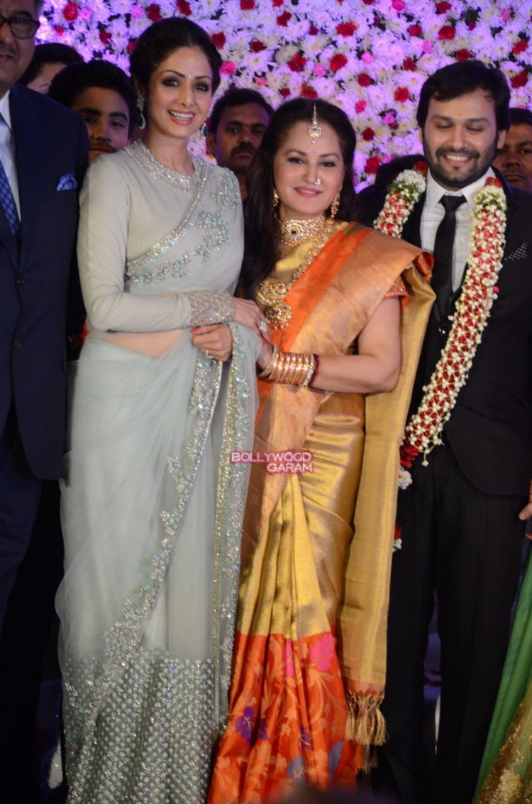 jaya prada son wedding3