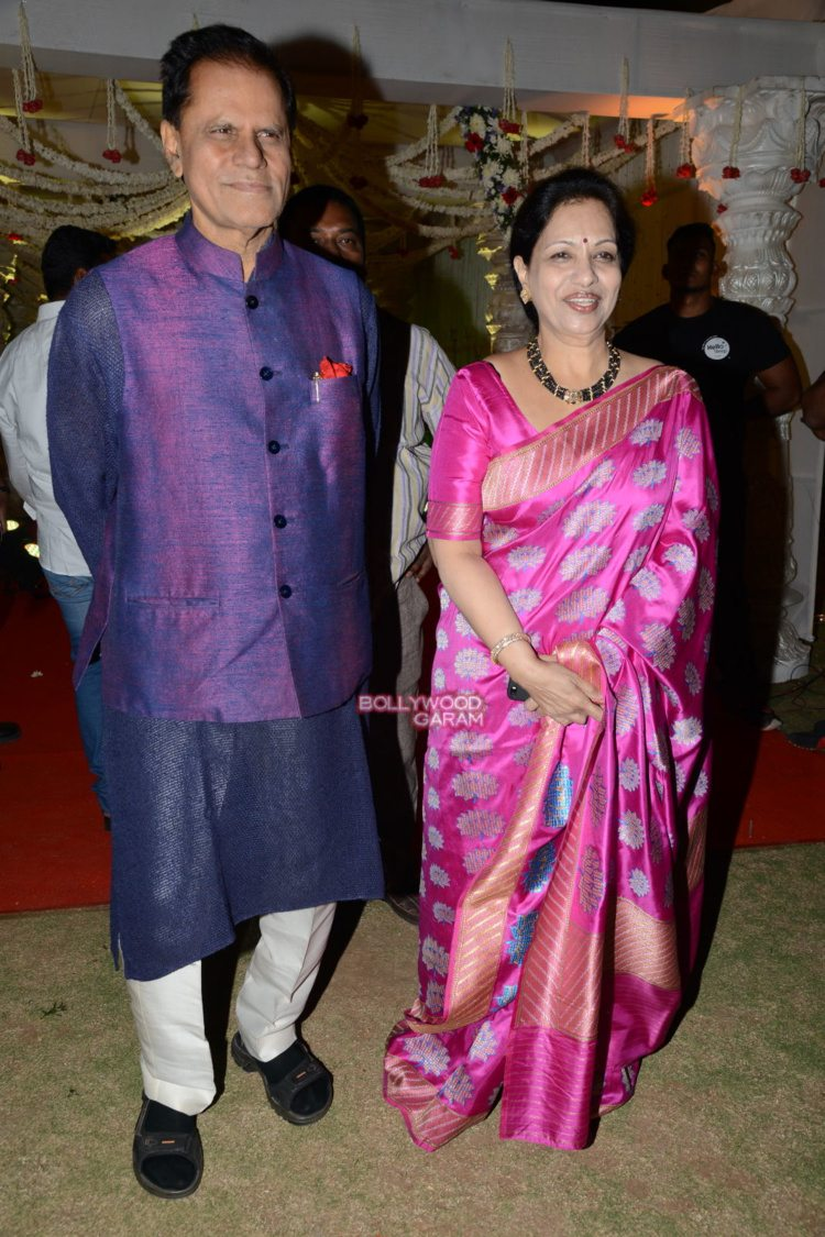 jaya prada son wedding5
