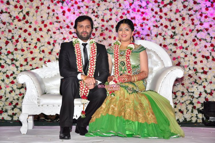 jaya prada son wedding6