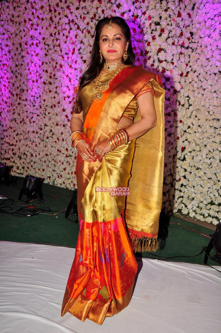 jaya prada son wedding7